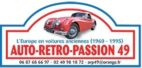 AUTO RETRO PASSION 49 balade véhicules de collection